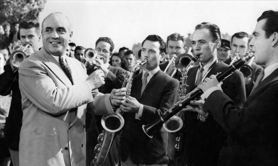 Jazzmen français Ray Ventura